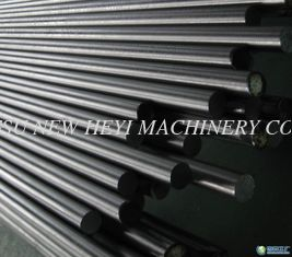 42CrMo4 40Cr CK45 Hydraulic Chrome Disepuh Induksi Hardened Bar, Hydraulic Cylinder Piston Rod