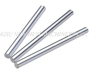High Precision Keras Chrome Disepuh Rod / Bar Untuk Pneumatic Cylinder